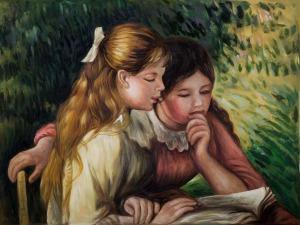 Renoir-La-Lecture