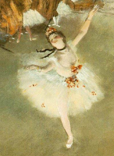 Degas.etoile